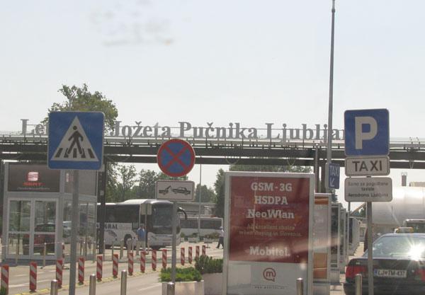 Ljublijana機場