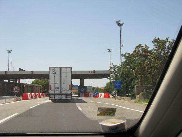 義大利邊界