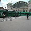 瑞士第一站,Basel 車站