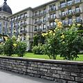 我想這應該是Interlaken最豪華的飯店