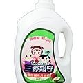 三綠親安 香甜蘋果洗碗精-3500g