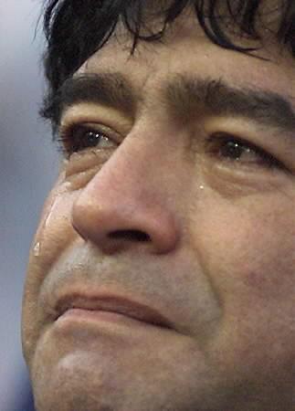 老馬的淚水