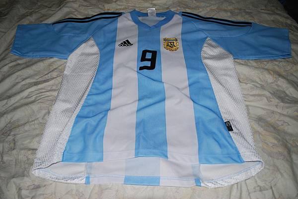 02世界盃阿根廷主場