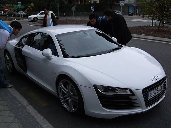 烏斯塔里的漂亮跑車
