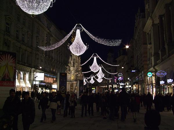 street view, Vienna