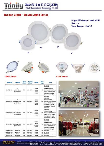 Downlight-DM1