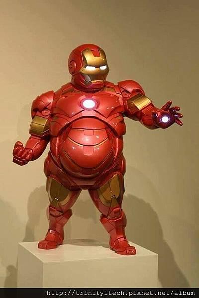 IronMan-Fat