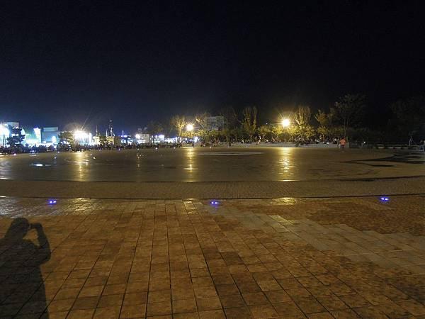 多大浦夢幻夕陽噴泉04