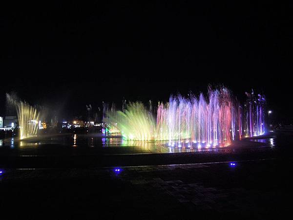 多大浦夢幻夕陽噴泉07