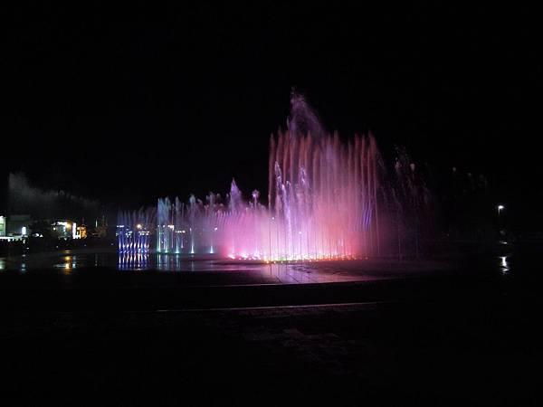 多大浦夢幻夕陽噴泉08