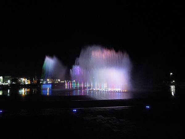 多大浦夢幻夕陽噴泉09