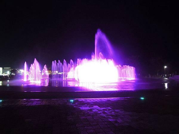 多大浦夢幻夕陽噴泉10