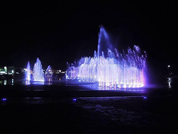 多大浦夢幻夕陽噴泉11