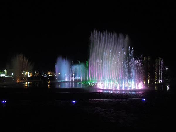 多大浦夢幻夕陽噴泉12