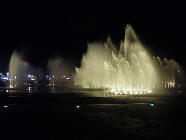 多大浦夢幻夕陽噴泉13