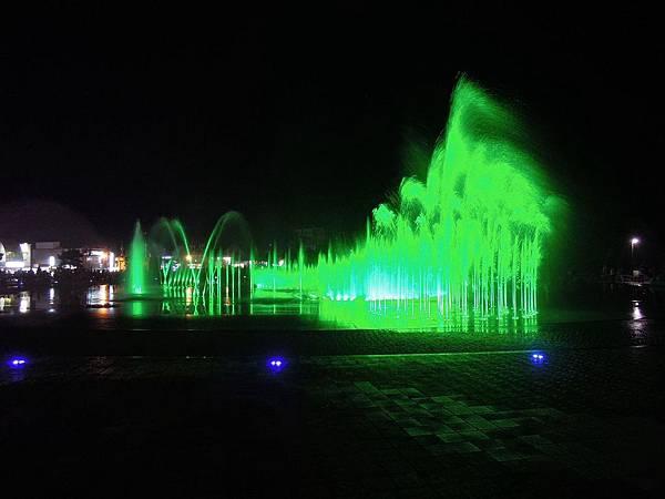 多大浦夢幻夕陽噴泉14