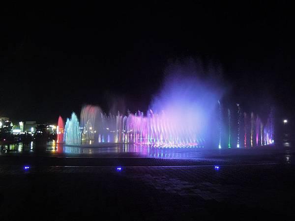 多大浦夢幻夕陽噴泉15