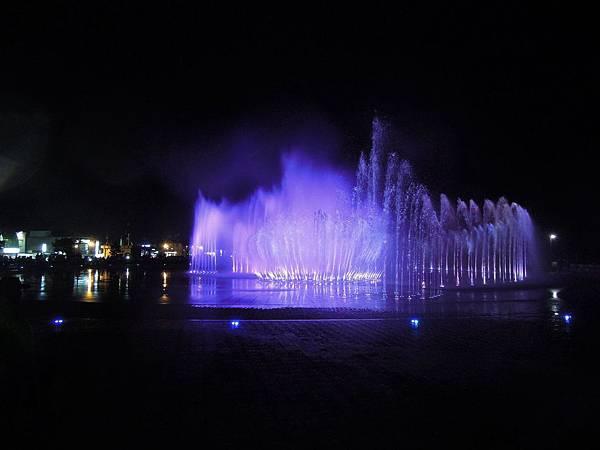 多大浦夢幻夕陽噴泉17