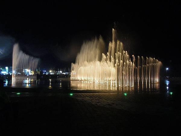 多大浦夢幻夕陽噴泉18