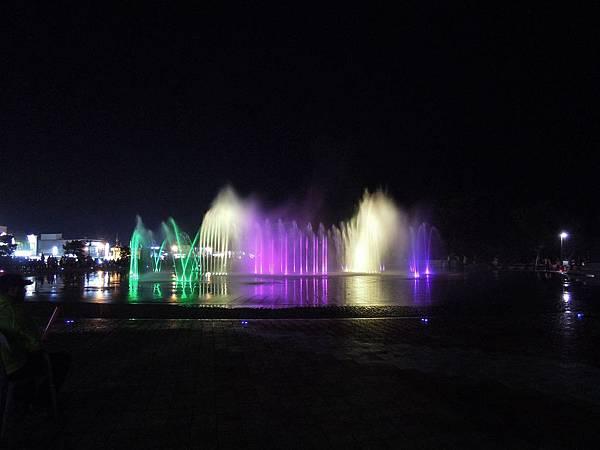 多大浦夢幻夕陽噴泉19