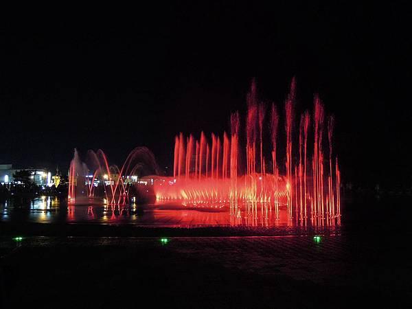 多大浦夢幻夕陽噴泉22
