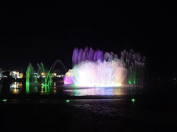 多大浦夢幻夕陽噴泉24