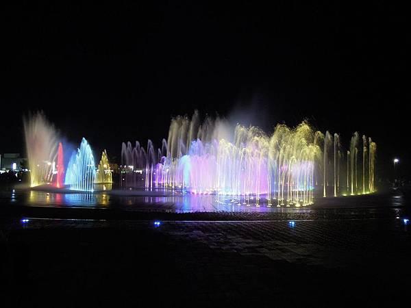 多大浦夢幻夕陽噴泉25