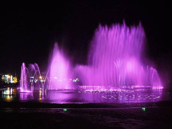 多大浦夢幻夕陽噴泉30