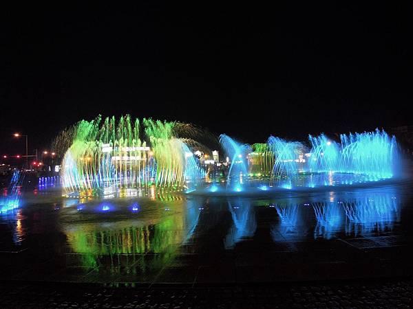 多大浦夢幻夕陽噴泉33