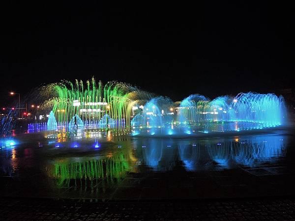 多大浦夢幻夕陽噴泉34