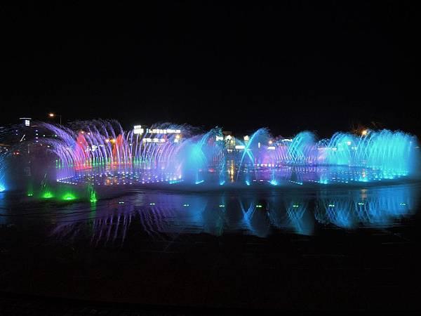 多大浦夢幻夕陽噴泉36