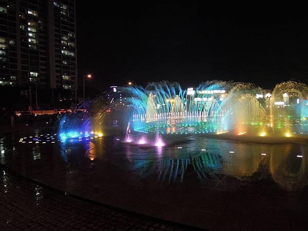 多大浦夢幻夕陽噴泉37