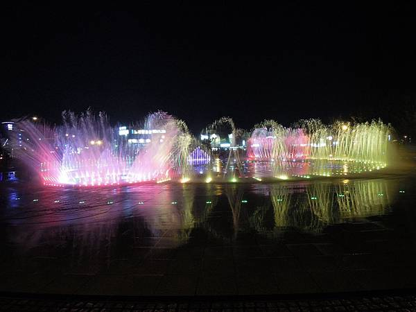 多大浦夢幻夕陽噴泉39