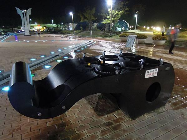 多大浦夢幻夕陽噴泉45