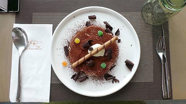 提拉米蘇風味鬆餅11.JPG