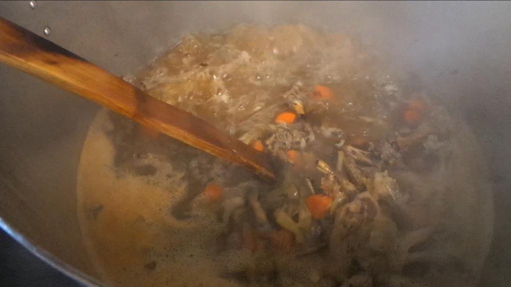 T.R Kitchen-法式洋蔥湯湯頭