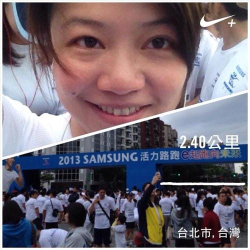 20131020Samsung活力路跑3K