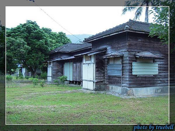 舊日式宿舍