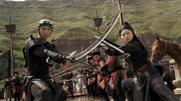 1224-台灣影星劉-宏與大陸武打新秀蔣璐霞一同擔綱大反派.jpg