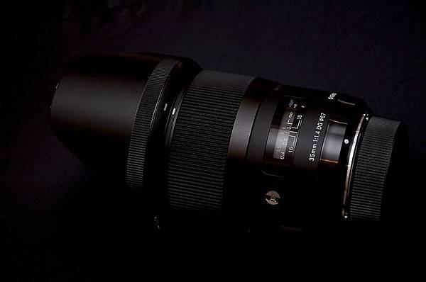 SIGMA 35 F1.4