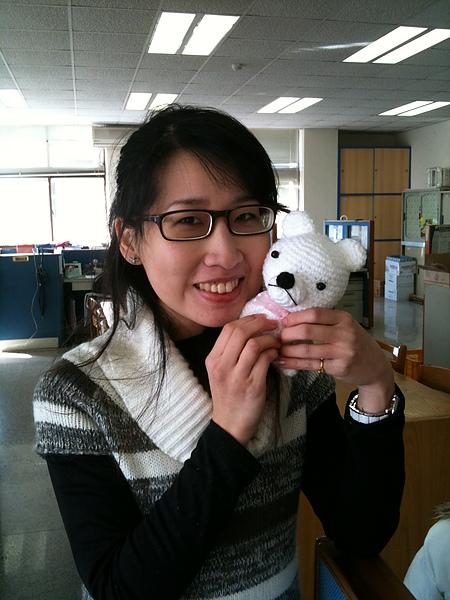 我和我的小白熊
