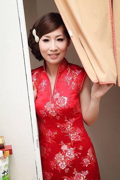 訂婚旗袍-1
