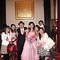 大學本班第一位-阿濃婚禮