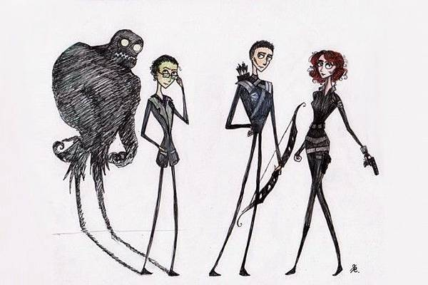tim-burton-painted-avengers-maybe-1-630x419
