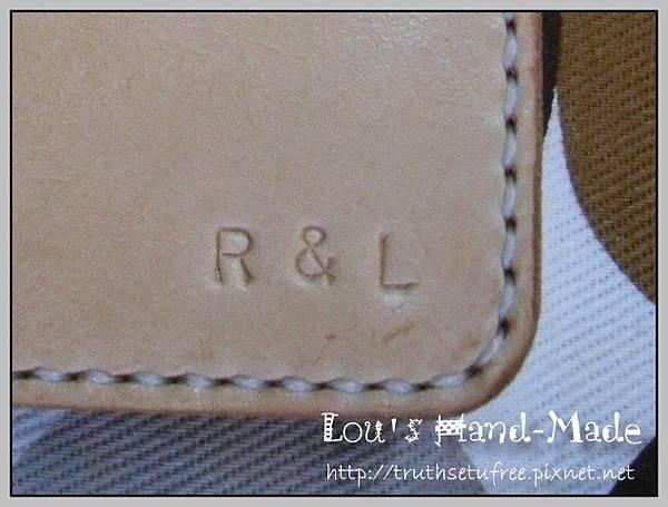 R&L壓印
