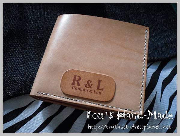 烙印R&L-皮夾