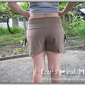 卡其孕婦褲3