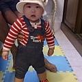 美式 嬰兒鞋 示範照