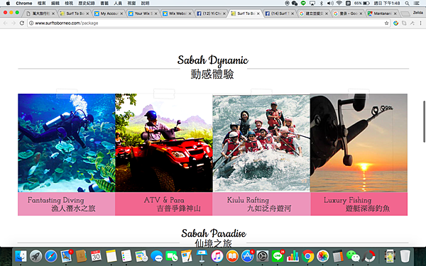 surf to borneo 沙巴旅遊專家