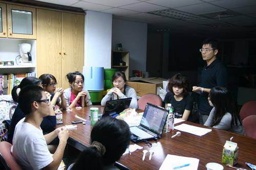 志工小組長會議